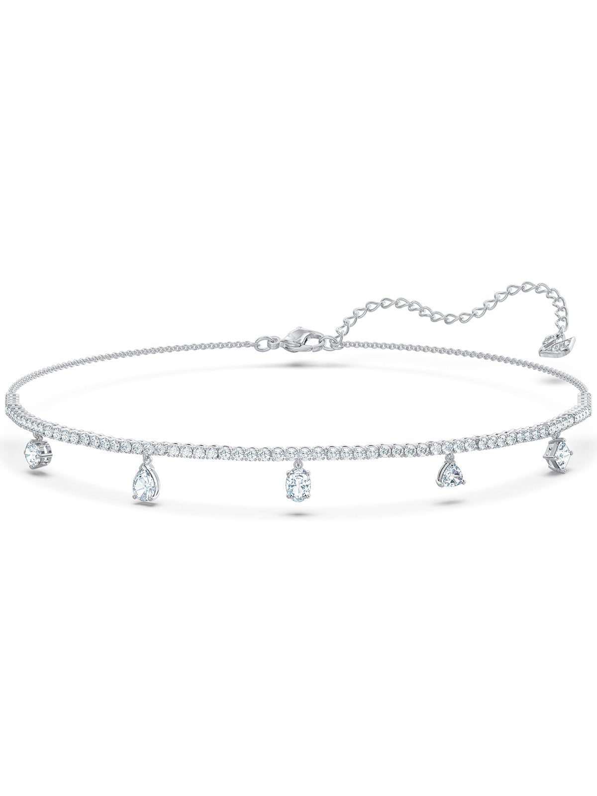 Swarovski Tennis Deluxe Choker Necklace 5562084