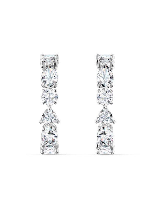Swarovski Tennis Deluxe Stud Earrings 5563322