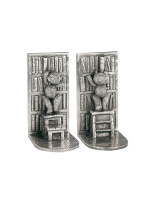 016111R Royal Selangor Teddy Bear's Picnic Library Bookends