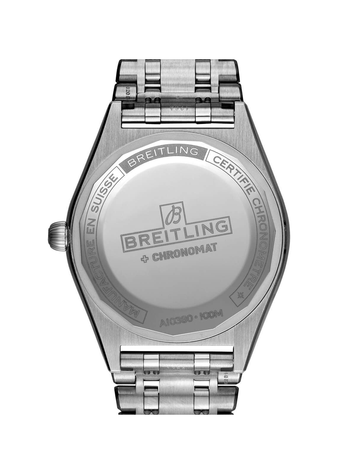 Breitling Chronomat Watch 36mm A10380591L1A1