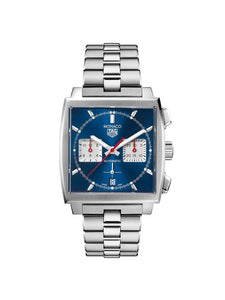 TAG Heuer Monaco Watch 39mm CBL2111.BA0644