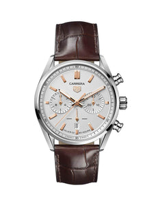 TAG Heuer Carrera Chronograph Gents Watch 42mm CBN2013.FC6483