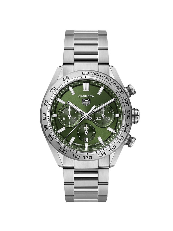 TAG Heuer Carrera Chronograph Gents Watch 44mm CBN2A10.BA0643