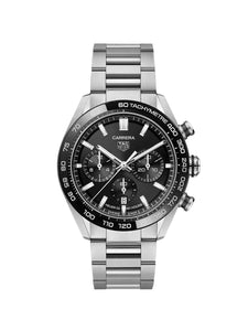TAG Heuer Carrera Calibre HEUER 02 Gents Watch 44mm CBN2A1B.BA0643