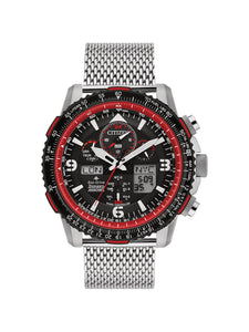 Citizen Eco-Drive Red Arrows Limited Edition Skyhawk A-T Watch 46mm JY8079-76E