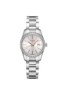 Longines Conquest Classic Ladies Watch 29.5mm L2.286.0.72.6