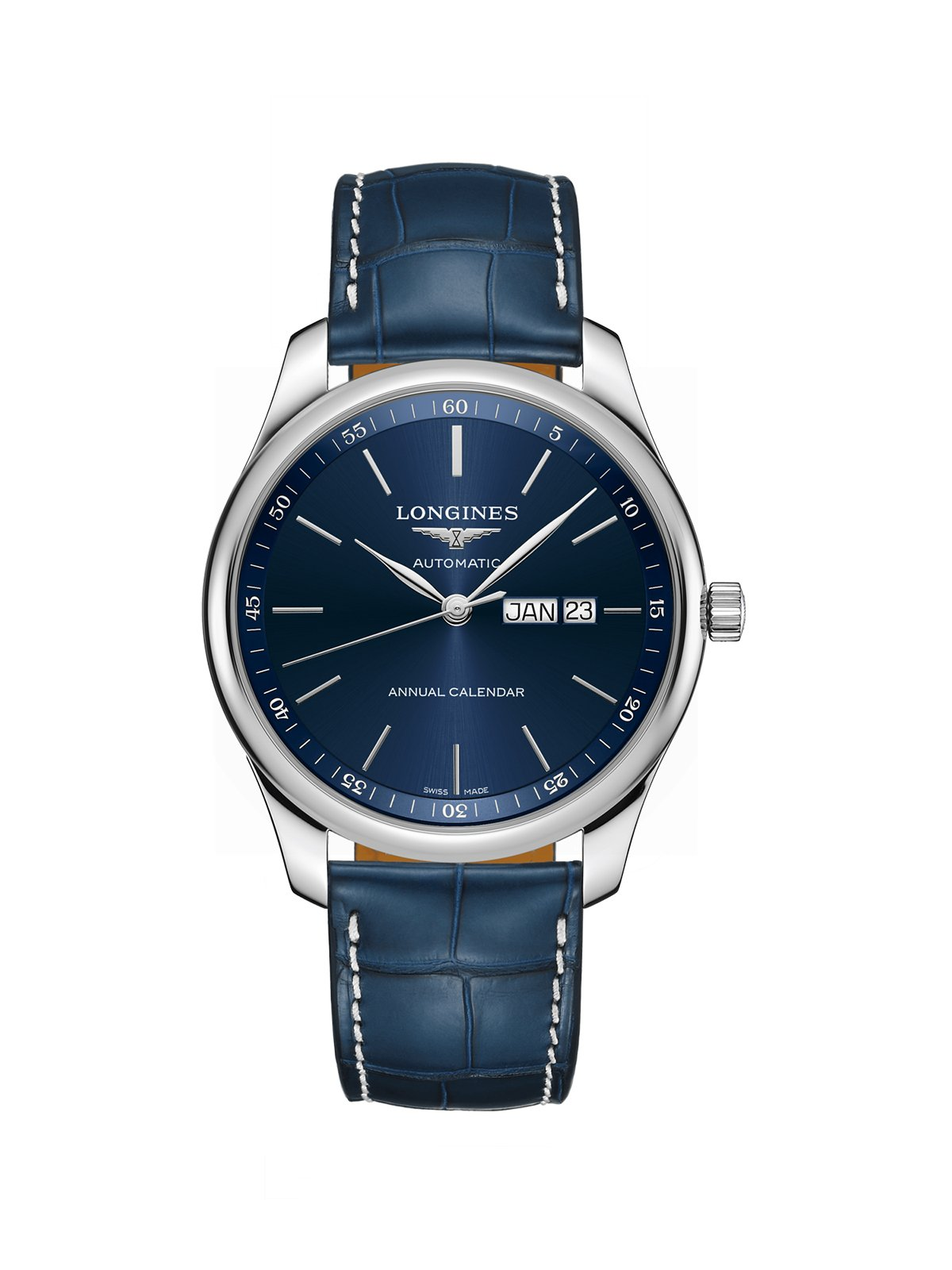 Longines Master Collection Annual Calendar Gents Watch 42mm L2.920.4.92.0