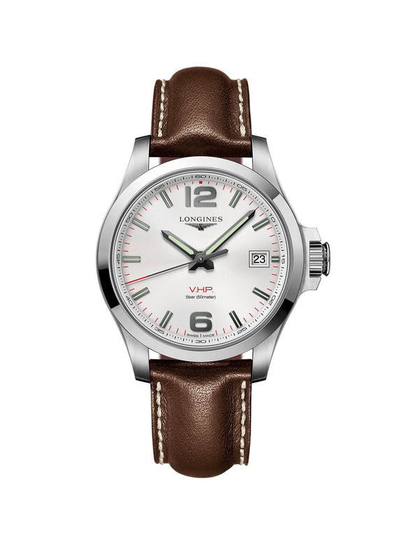 Longines Conquest V.H.P Gents Watch 41mm L3.716.4.76.5