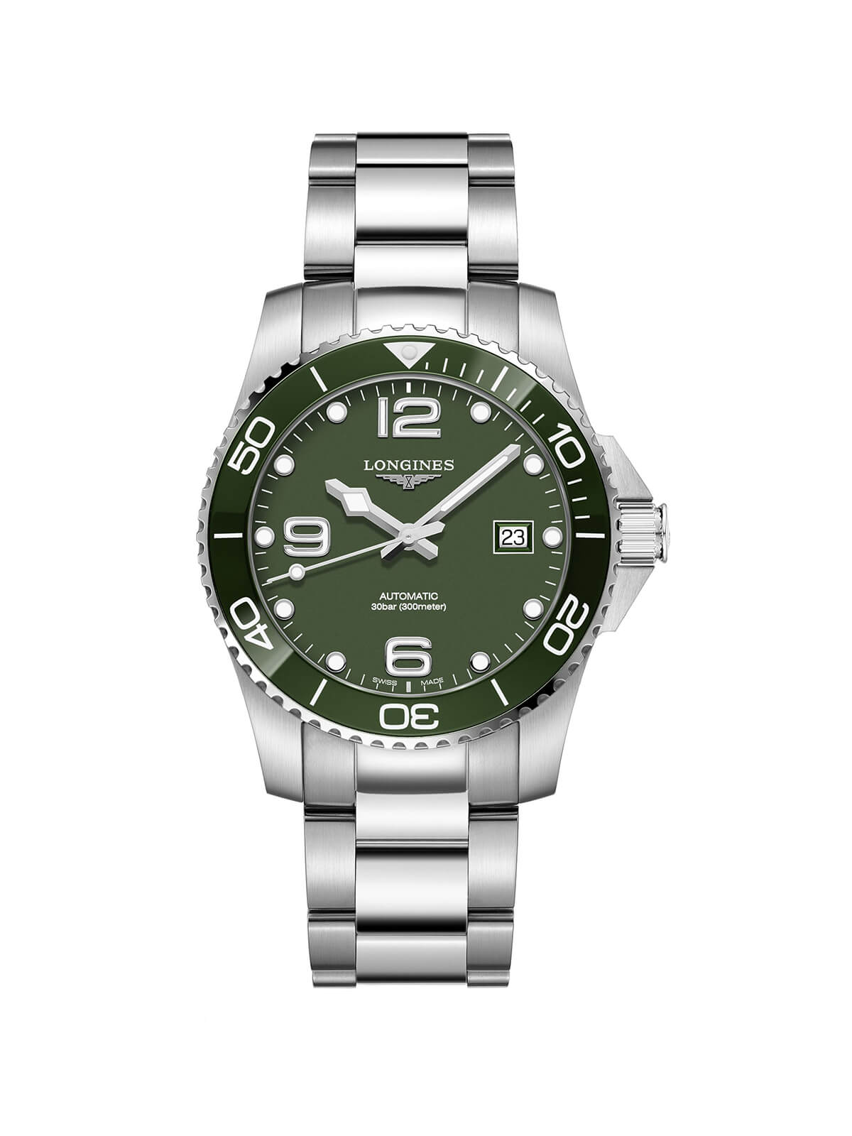 Longines HydroConquest Gents Watch 41mm L3.781.4.06.6