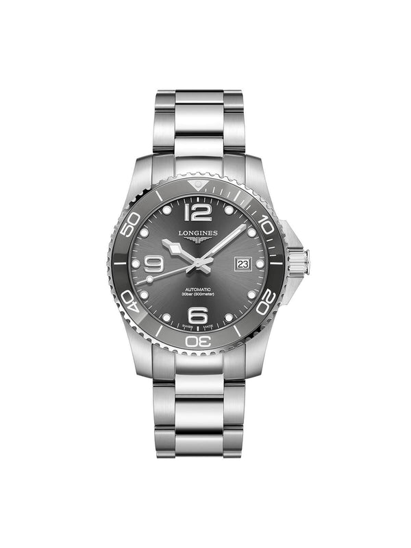 Longines Gents 41mm HydroConquest Stainless Steel Automatic Watch on Bracelet L3.781.4.76.6