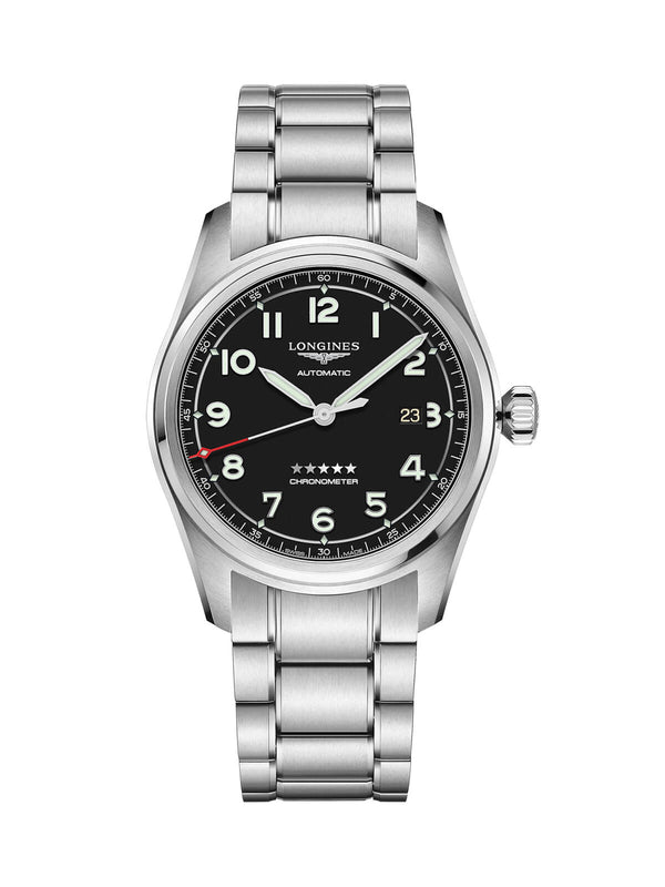 Longines Spirit Prestige Edition Gents Watch 42mm L3.811.4.53.9