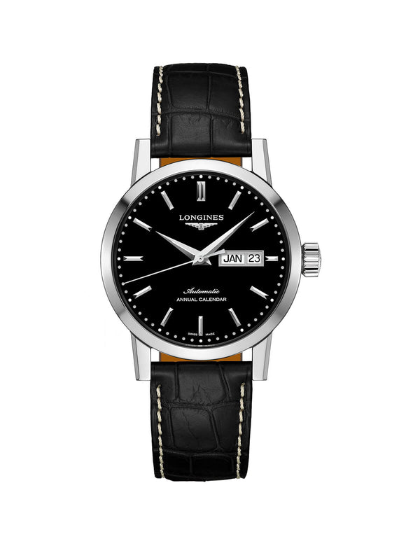 Longines 1832 Gents Watch 40mm L4.827.4.52.0