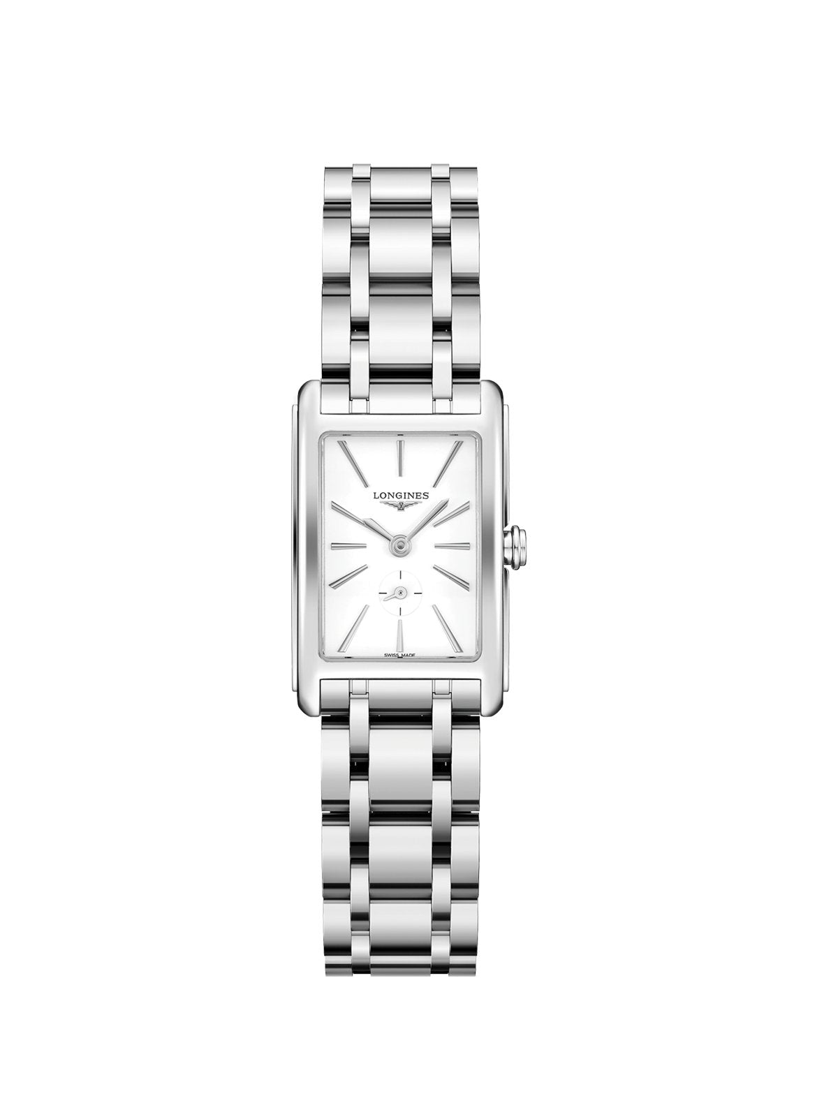 Longines DolceVita Ladies Watch 20.8 x 32mm L5.255.4.11.6