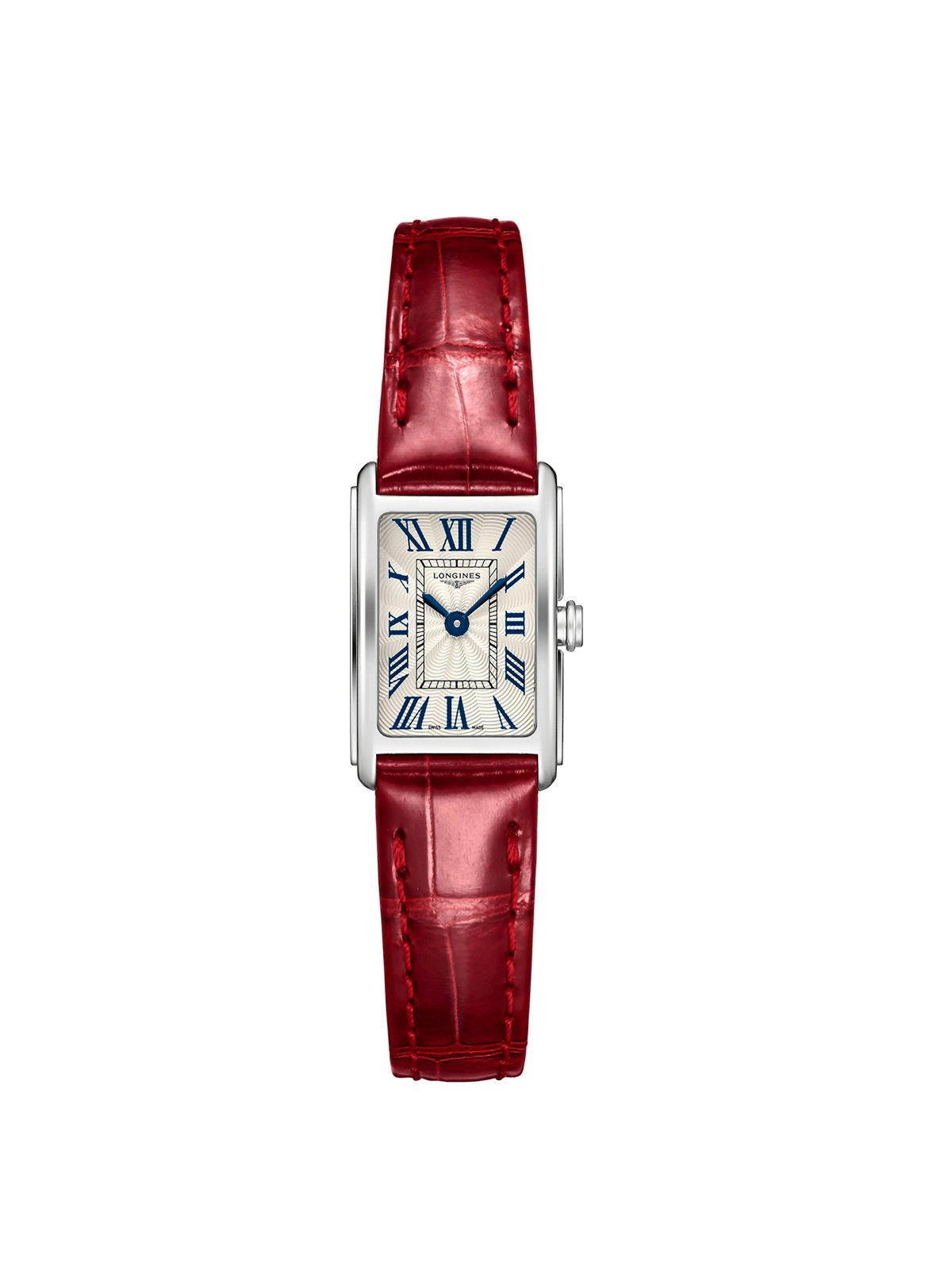 Longines DolceVita Ladies Watch 17 x 27mm L5.258.4.71.5