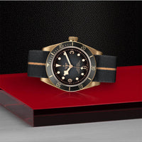 TUDOR Black Bay Bronze Gents Watch 43mm M79250BA-0002