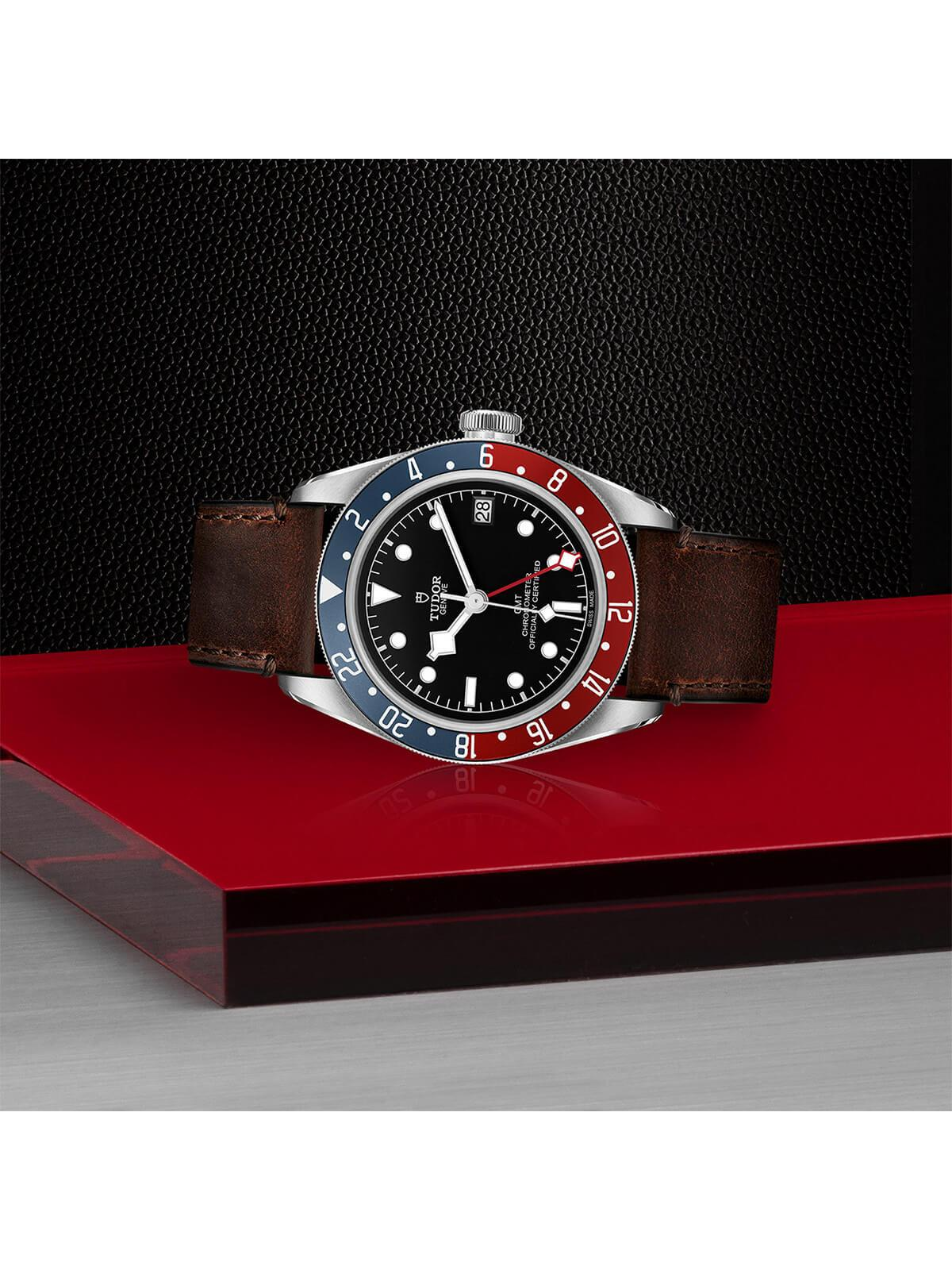 TUDOR Black Bay GMT Gents Watch 41mm M79830RB-0002