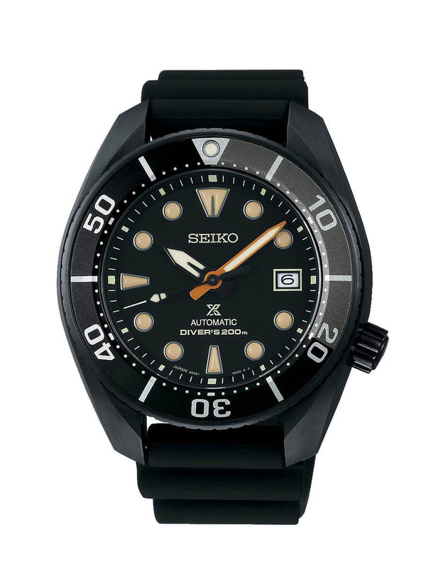 Seiko Prospex Black Series Limited Edition Watch SPB125J1