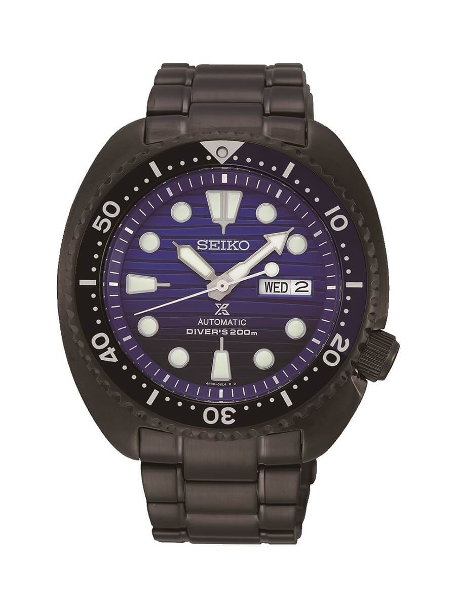 Seiko Prospex Save The Ocean Gents Watch SRPD11K1