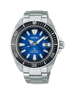 "Seiko Prospex Save The Ocean ""King Samurai"" Watch 44mm SRPE33K1"