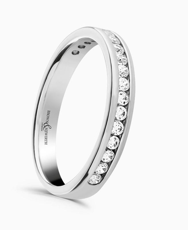 Brown & Newirth Synergy 0.30ct Diamond Eternity Ring