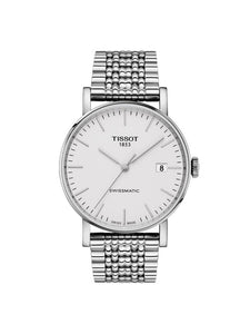 Tissot Gents 40mm Everytime Stainless Steel Automatic Watch on Bracelet T109.407.11.031.00