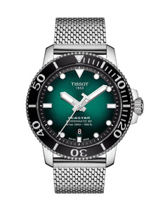 Tissot Seastar 1000 Powermatic 80 Watch 43mm T120.407.11.091.00