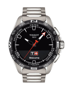 Tissot T-Touch Connected Solar Watch 47.5mm T121.420.44.051.00