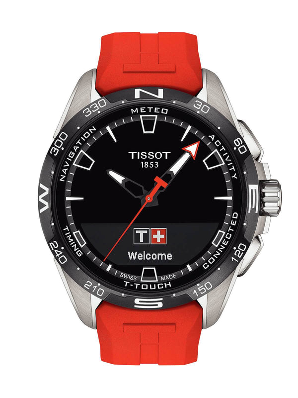 Tissot T-Touch Connected Solar Watch 47.5mm T121.420.47.051.01
