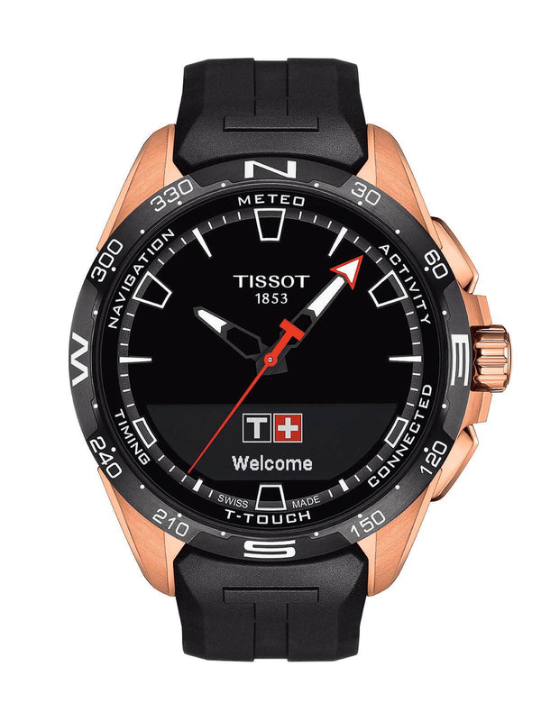 Tissot T-Touch Connected Solar Watch 47.5mm T121.420.47.051.02