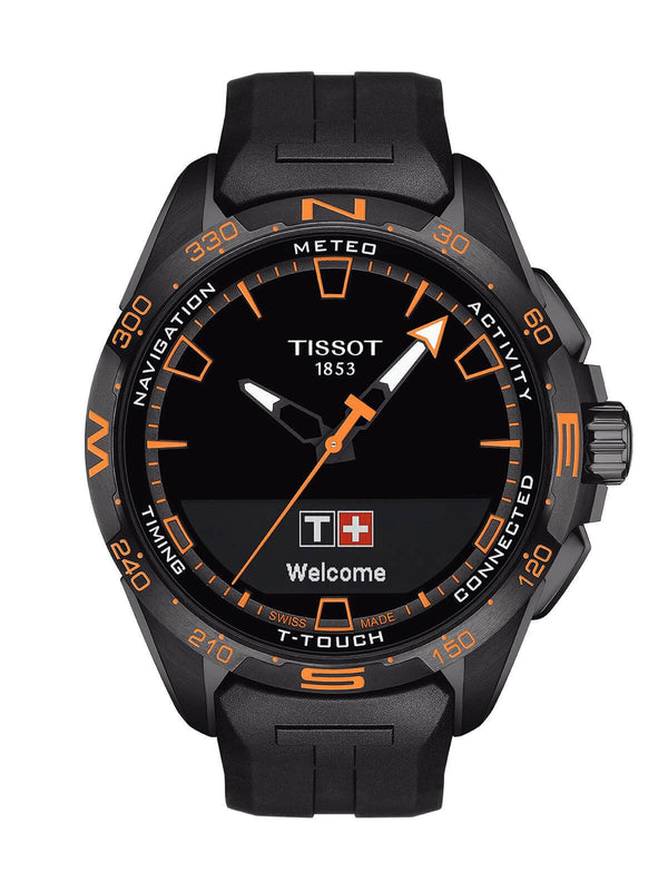 Tissot T-Touch Connected Solar Watch 47.5mm T121.420.47.051.04
