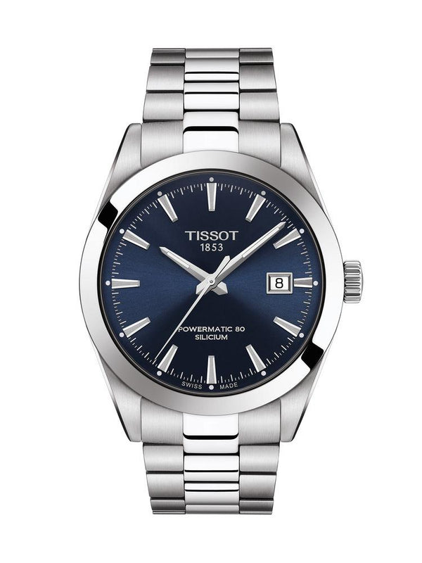 Tissot Gentleman Powermatic 80 Gents Watch 40mm T127.407.11.041.00
