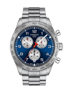 Tissot PRS 516 Chronograph Watch 45mm T131.617.11.042.00