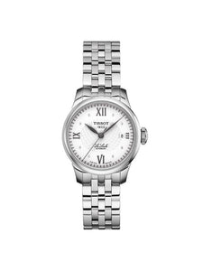 Tissot Ladies 25.3mm Le Locle Stainless Steel Automatic Watch on Bracelet T41.1.183.16