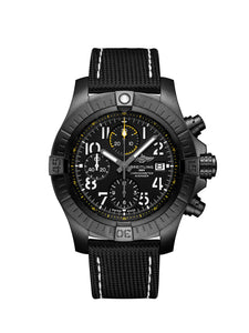 Breitling Avenger Chronograph Night Mission Watch 45mm V13317101B1X2