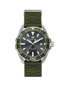 TAG Heuer Aquaracer Gents Watch 43mm WAY101L.FC8222