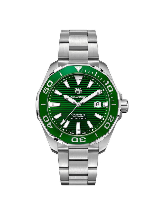 TAG Heuer Aquaracer Gents Watch 43mm WAY201S.BA0927