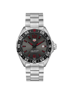 TAG Heuer Formula 1 Gents Watch 43mm WAZ1018.BA0842