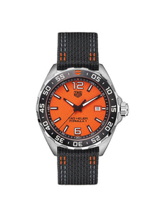 TAG Heuer Formula 1 Watch 43mm WAZ101A.FC8305