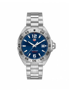 TAG Heuer Gents 41mm Formula 1 Stainless Steel Quartz Watch on Bracelet WAZ1118.BA0875