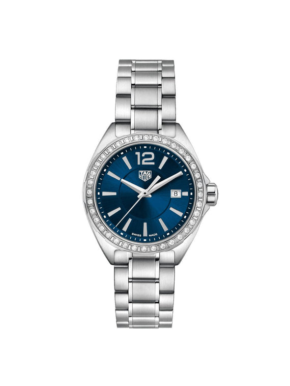 TAG Heuer Ladies 32mm Formula 1 Diamond Set Stainless Steel Quartz Watch on Bracelet WBJ1416.BA0664