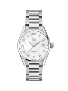 TAG Heuer Carrera Ladies Watch 36mm WBK1318.BA0652