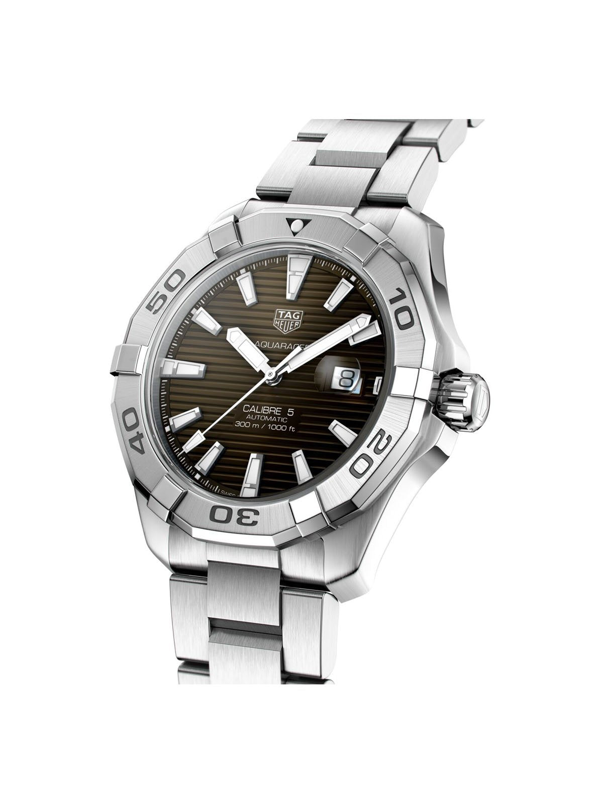 TAG Heuer Aquaracer Gents Watch 43mm WAY2018.BA0927