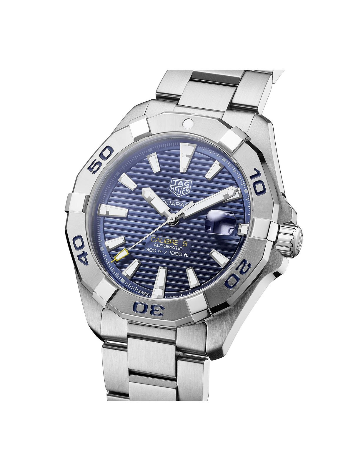 TAG Heuer Aquaracer Gents Watch 41mm WBD2112.BA0928