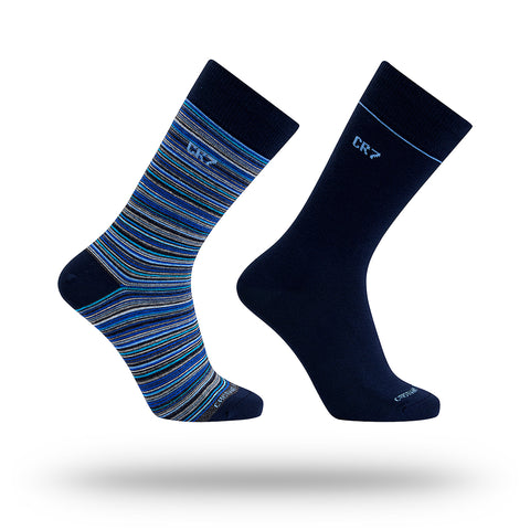 CR7 Mens Socks - Cotton Stretch