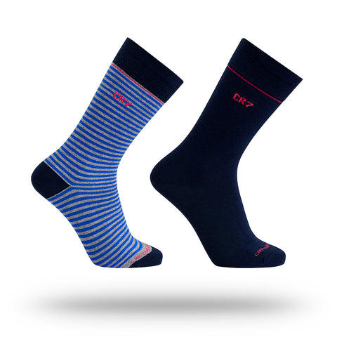 CR7 Men's Socks  - Cotton Stretch