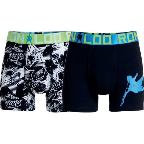 Boy's Trunk 2-Pack - Cotton Stretch CLEARANCE [SIZE 13/15]