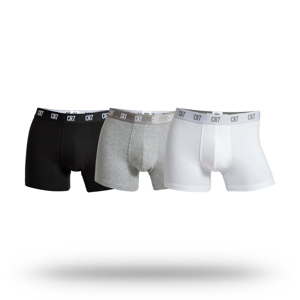 Mens 3 Pack Trunks - Basics