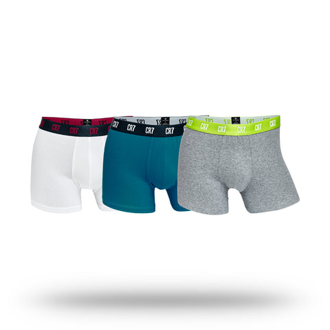 CR7 Men's 3 Pack - Cotton [SIZE XL, 2XL]