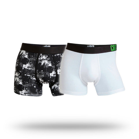 Mens 2 Pack Trunks - Fashion