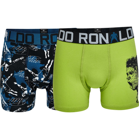 Boys 2 Pack - Cotton Stretch
